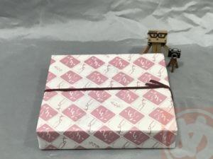 わらび餅の箱