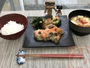 白身魚の南蛮おろし煮