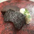 #3 神楽坂のフレンチレストラン「ル・コキヤージュ」のガトーショコラ「テリーヌ・ドゥ・ショコラ」は思わず笑顔になるくらい美味しい!